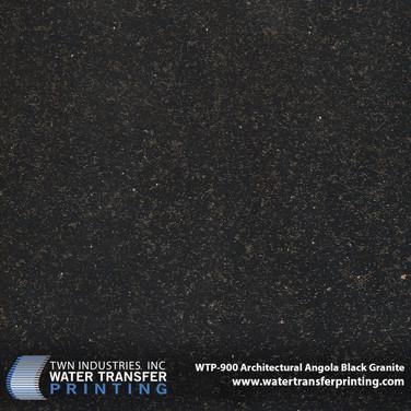 WTP-900 Architectural Angola Black Granite