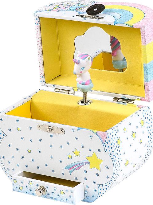 Musical Jewelry Box - Unicorn Dream