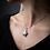 Thumbnail: Starfish Larimar Necklace