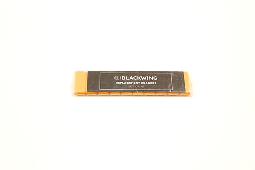 Blackwing Volume 3 Replacement Erasers (Set of 10)