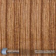 WTP-124 Brown Stripe Grain
