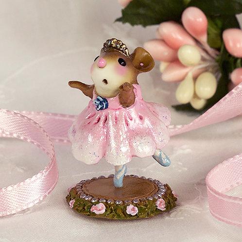 Wee Forest Folk - Petite Ballerina