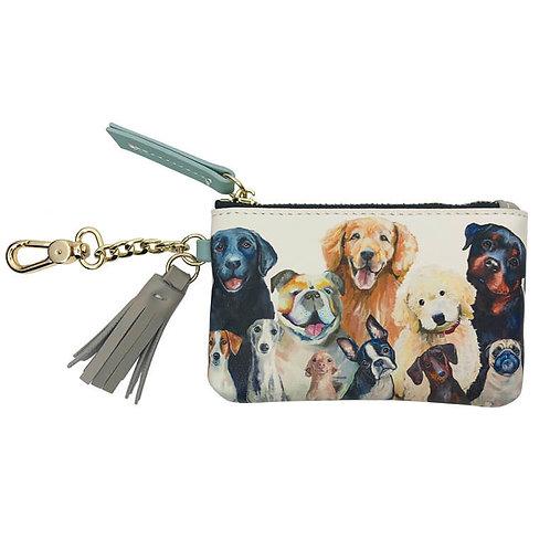 Coin Purse/Keychain - Canine Companions