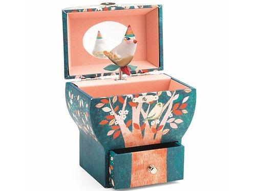 Musical Jewelry Box - Poetic Tree