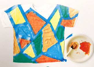 Geometric Design t-shirts