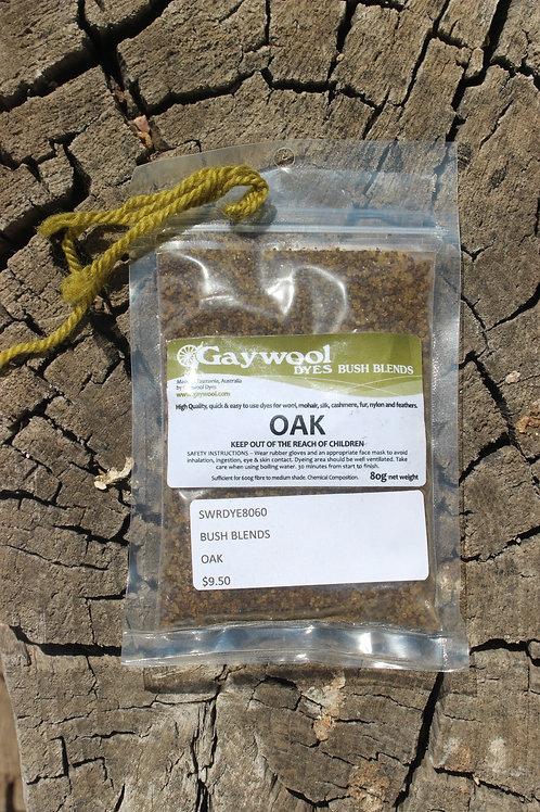 Gaywool Dyes Bush Blends - Oak