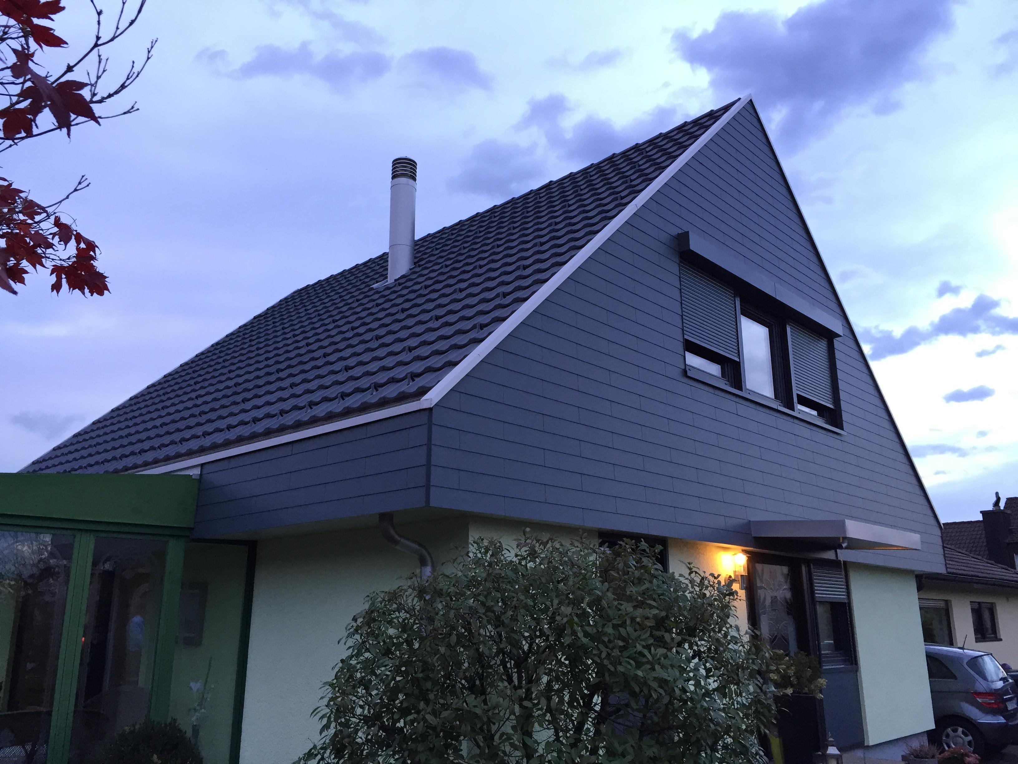 Einfamilienhaus - Nachher