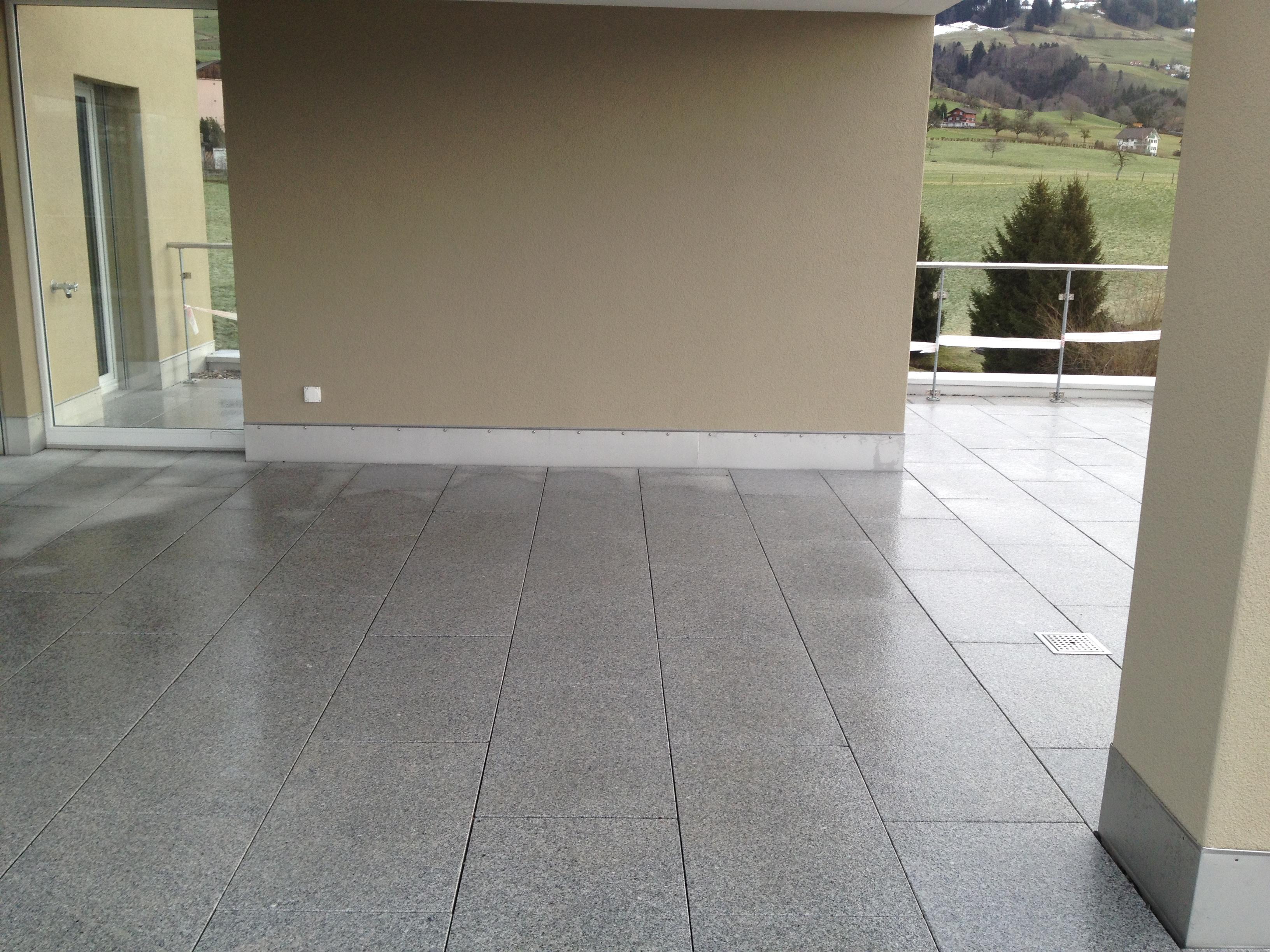 Dachgeschoss mit Terrasse