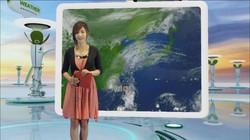 2010-10-23(토) MBC 기상캐스터 배수연