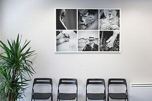 entreprises salle d'attente service sur mesure