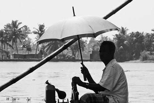 Inde - Parapluie