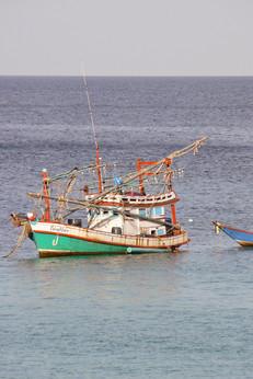 Thailand - Fishing boat