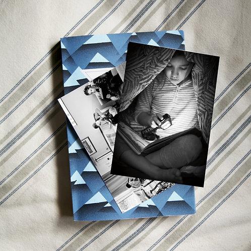 Cartes lecture noir et blanc