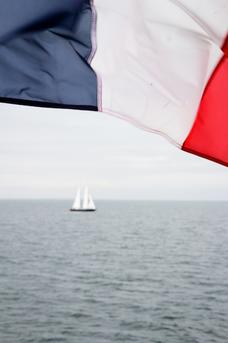 Bleu blanc rouge (French flag)