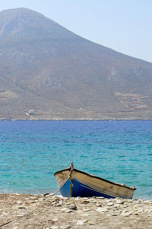 Grèce - barque