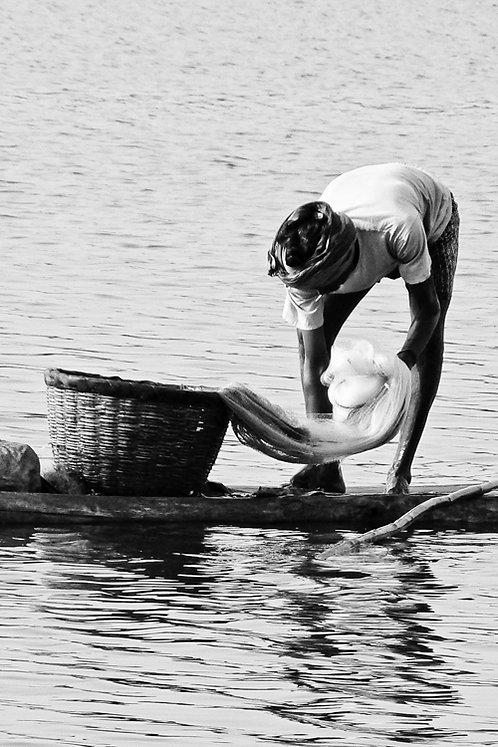 Inde - Pêche