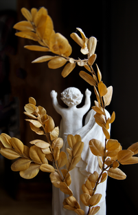 Vierge aux Rameaux (Our Lady of the Palms)