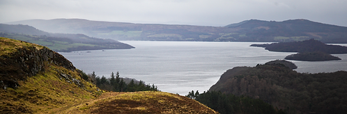 Ecosse - Conic Hill
