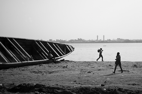 La barque et les minarets