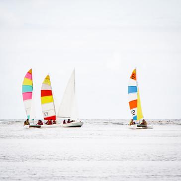 Ecole de voile (sailing school)