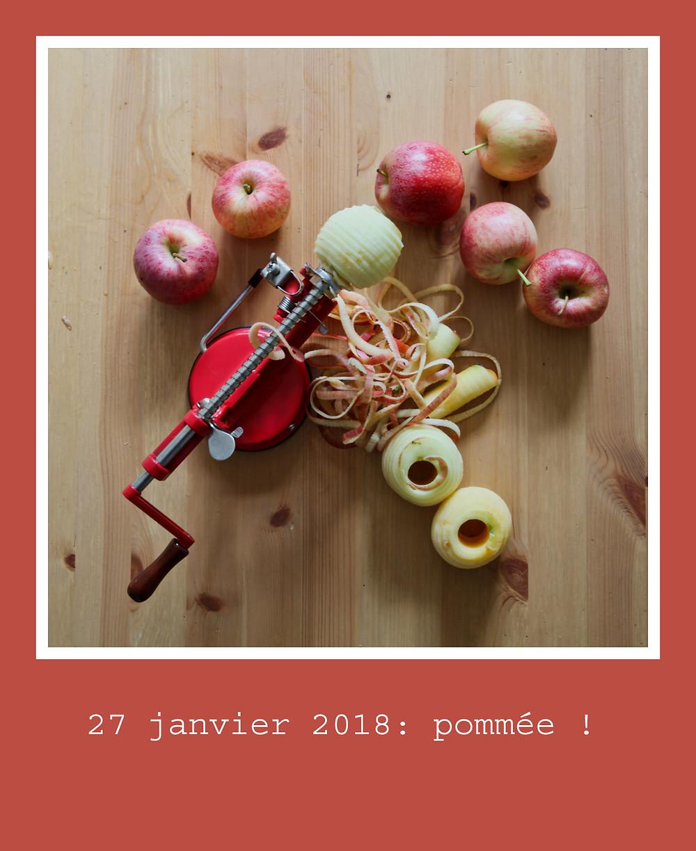 pommes pèle pomme esprit photographie