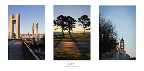 Brest - triptyque