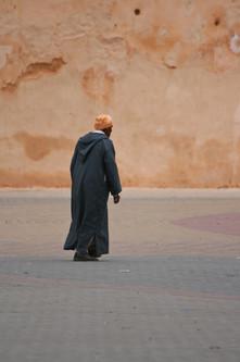 Morocco - Man in grey
