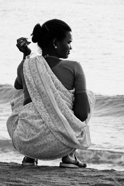 Inde - Femme