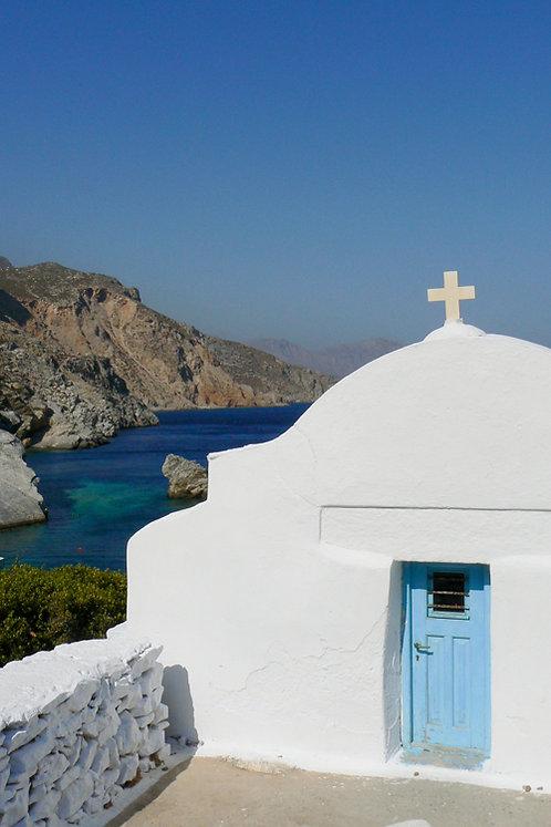 Grèce - Chapelle