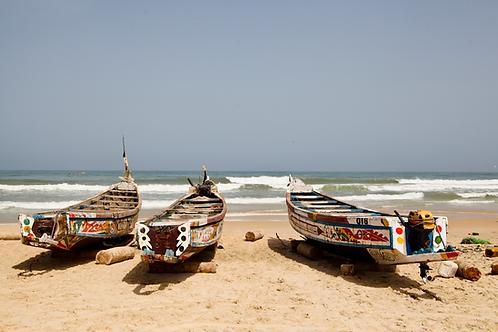 Sénégal, grande côte