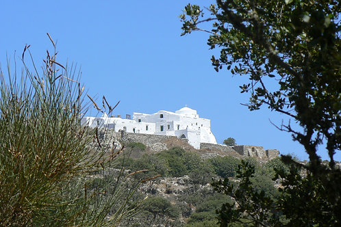 Grèce - Monastère