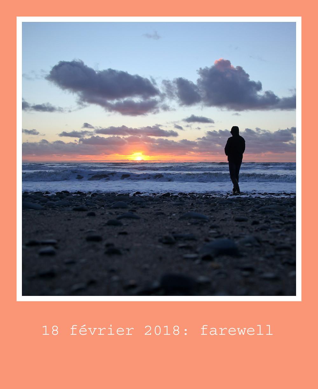coucher de soleil mer plage pays de galles