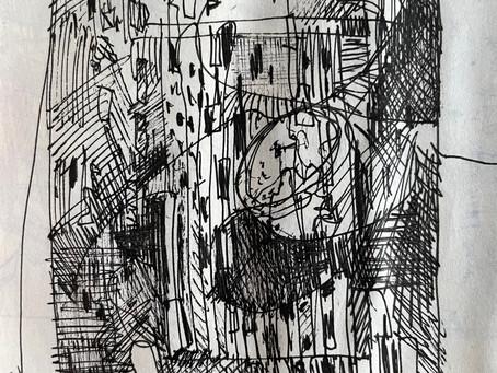 Rain: meditation and creativity
