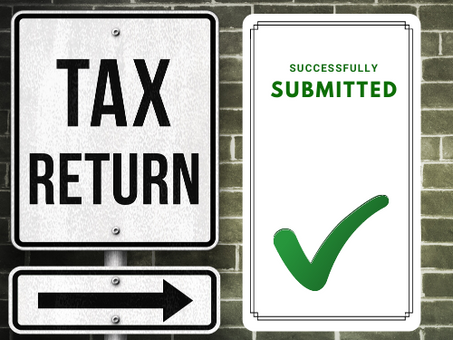 Filing your tax return
