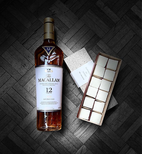 Coffret guimauves au whisky x The Macallan Whisky