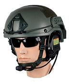 Helmet TOR High Cut