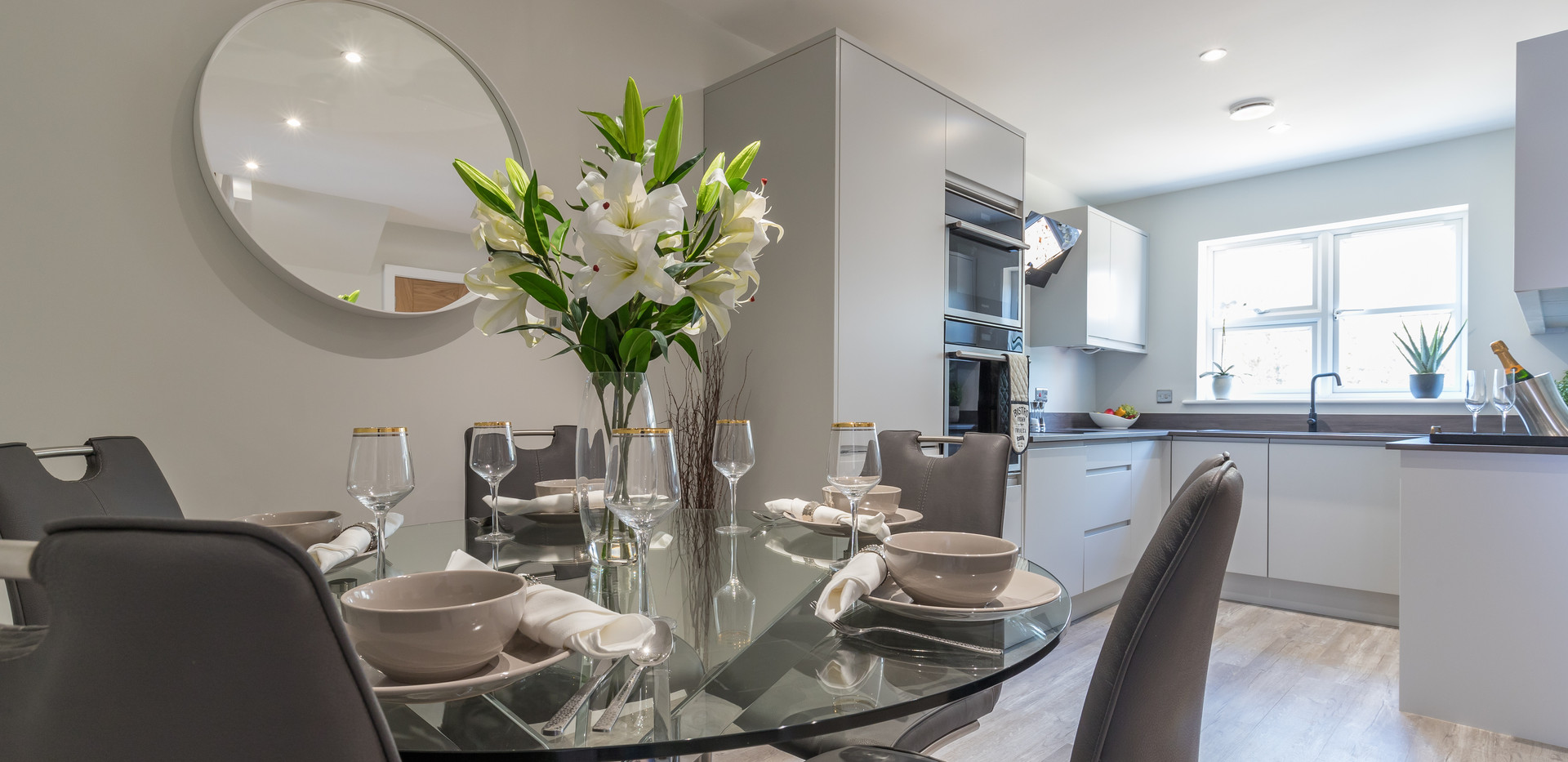 The Heather Showhome