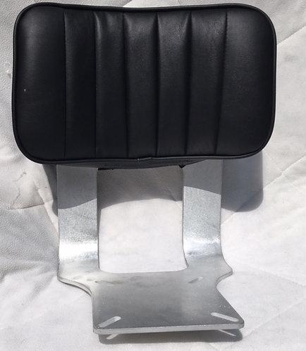 Butt Seat Back Brace: Color Black