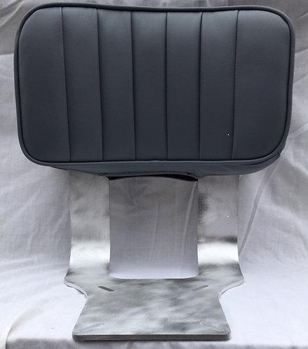 Butt Seat Back Brace: Color Porcelain