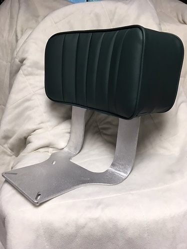 Butt Seat Back Brace: Color Forest Green