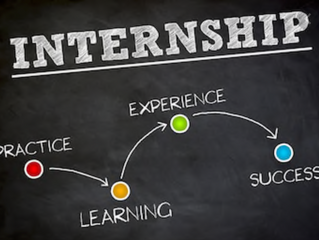 Building Blocks of Success: How Internships Get You to Where You Need to Be
