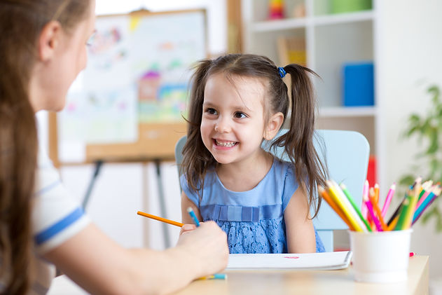אילוסטרציה לדף טיפול בילדים באתר של לילך פרידמן ן פסיכותרפיה, תרפיה באמנות הדרכה מקצועית