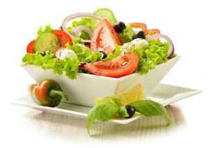 Donate a salad