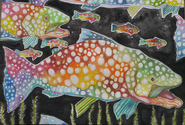 psychedelic school of trout.jpg