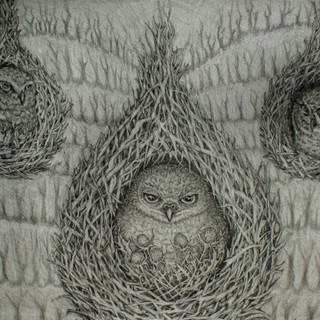 Gothic Owls