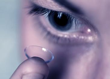 Dry eye and contact lenses, Lacrimedics, eye drops