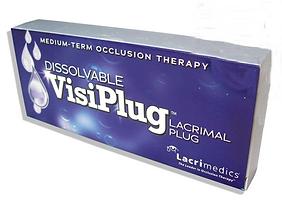 Dry Eye, Plugs, Lacrimedics