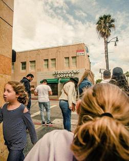 Hollywood Blvd, CA