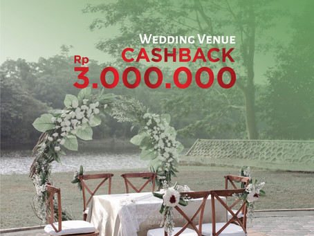 Wedding Venue Cashback