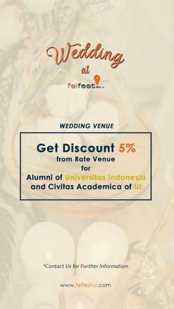 Civitas Akademika UI Discount